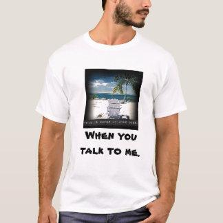 心Vaction Tシャツ