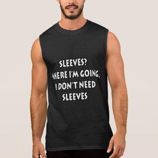 必要とされる袖無し 袖なしシャツ