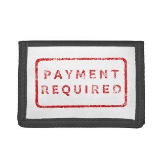 必要な支払