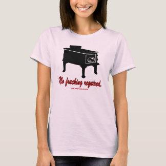 必要なFracking無し Tシャツ