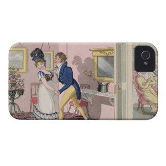 「必要なQualificatiからの10の興味をそそって下さい、めっきして下さい Case-Mate iPhone 4 ケース