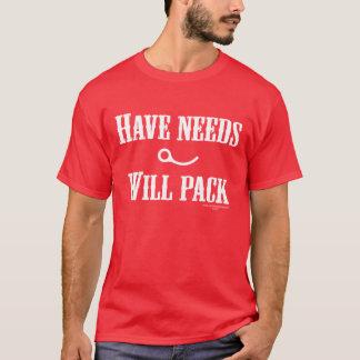 必要性を持って下さい-詰まります Tシャツ