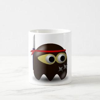 忍者のコーヒーカップ コーヒーマグカップ