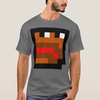 忍者のナゲットのTシャツ(ダークグレー) Tシャツ