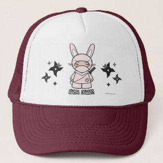 忍者のバニー! Shurikensの帽子を使って キャップ