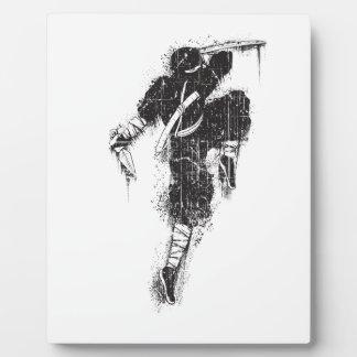 忍者のペスト フォトプラーク