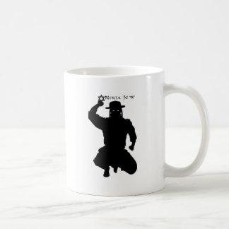 忍者のユダヤ人 コーヒーマグカップ