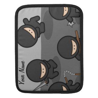 忍者のiPadの袖の箱 iPad 用スリーブ