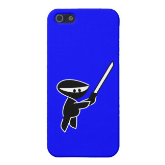 忍者のiphone 4ケース iPhone 5 cover