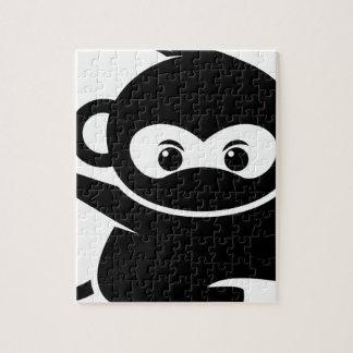 忍者猿 ジグソーパズル