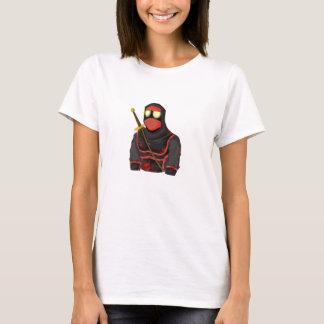 忍者|の女性 Tシャツ