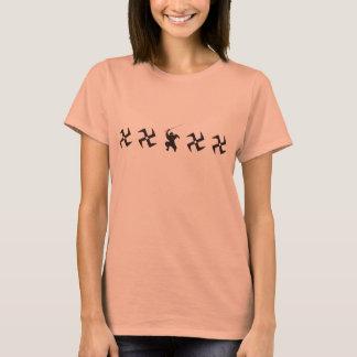 忍者 Tシャツ