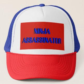 忍者ASSASSINATORのトラック運転手の帽子 キャップ