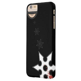 忍者Gotcha Barely There iPhone 6 Plus ケース