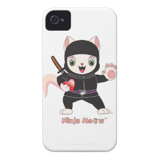 忍者MEOW™のiPhone 4/4Sの穹窖 Case-Mate iPhone 4 ケース