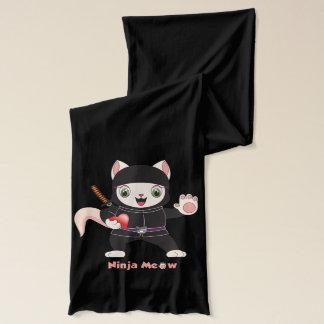 忍者MEOW™ スカーフ