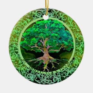 忍耐生命の樹 セラミックオーナメント