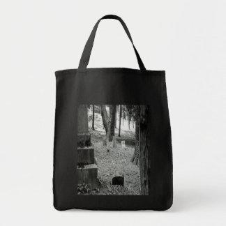 忘れられた墓 トートバッグ