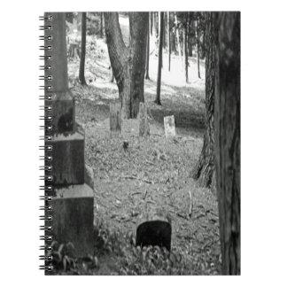 忘れられた墓 ノートブック