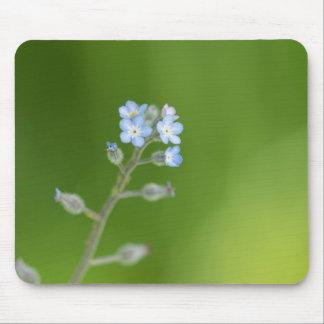 忘れ私ない花 マウスパッド