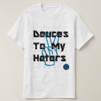 忙しいであること私の嫌悪症(CoolBlue)に有名-デュース Tシャツ