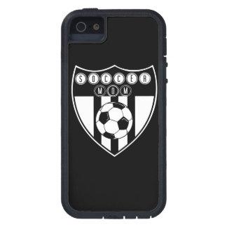 忙しいサッカーのお母さん iPhone SE/5/5s ケース