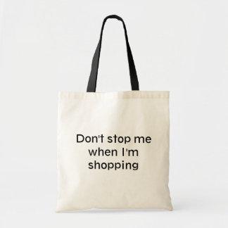 忙しい買物客のバッグ トートバッグ