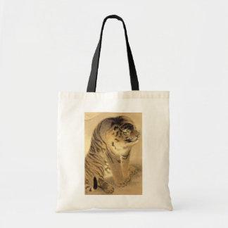 応挙の虎、応挙のŌkyoのトラ、Ōkyo トートバッグ