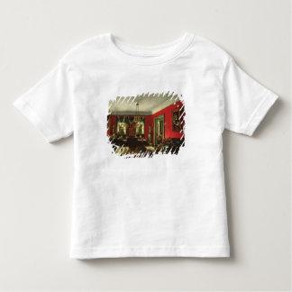 応接室のNashchokin家族 トドラーTシャツ