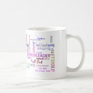 応援の精神 コーヒーマグカップ