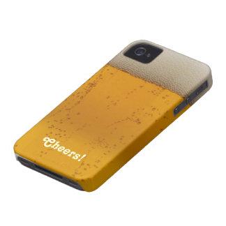 応援!  ビールテーマのiphone 4ケース Case-Mate iPhone 4 ケース