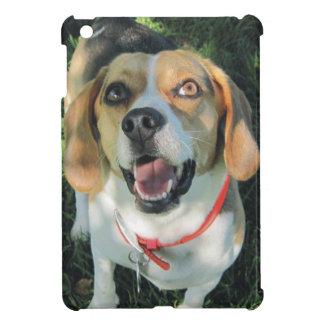 忠節なビーグル犬 iPad MINIケース