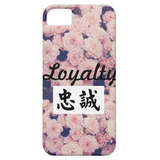 忠節な花の場合のiphone 5/5s iPhone SE/5/5s ケース