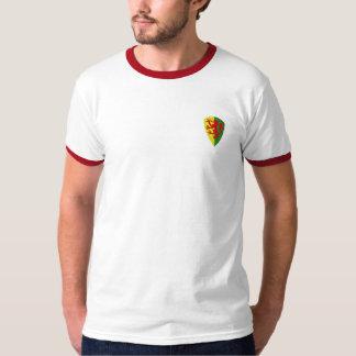 忠義のワイシャツのウィリアムの元帥の鏡 Tシャツ