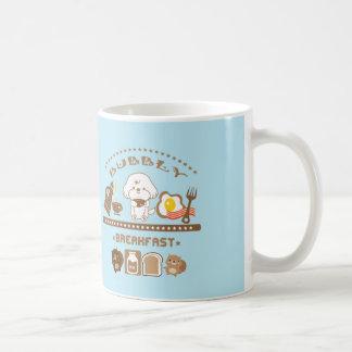 快活な朝食 コーヒーマグカップ