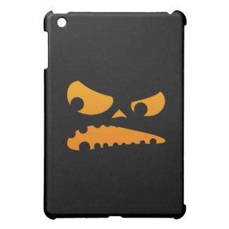 怒っているカボチャ iPad MINIケース