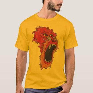 怒っているサル Tシャツ