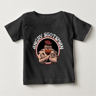 怒っているスコットランド人2015年 ベビーTシャツ
