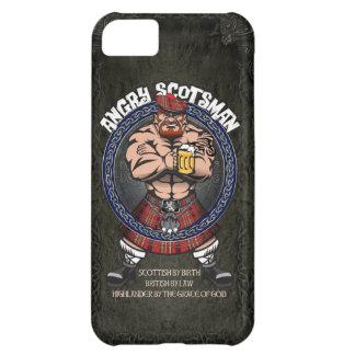 怒っているスコットランド人Iphone iPhone5Cケース