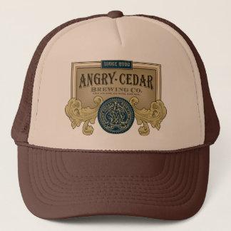 怒っているヒマラヤスギの帽子 キャップ