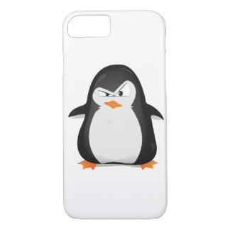 怒っているペンギン iPhone 8/7ケース