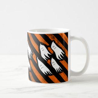 怒っている幽霊の通い先 コーヒーマグカップ