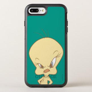 怒っているTweety オッターボックスシンメトリーiPhone 8 Plus/7 Plusケース
