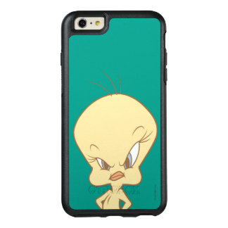 怒っているTweety オッターボックスiPhone 6/6s Plusケース