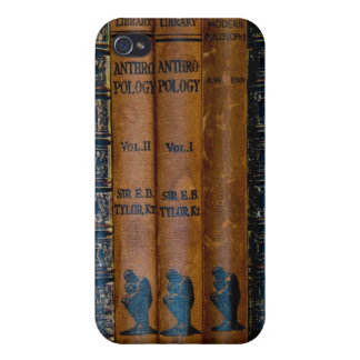 思想家の図書館- iPhoneかiPodの箱 iPhone 4/4S ケース