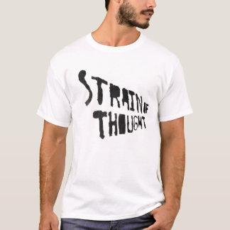 思考の緊張: バンドTシャツ Tシャツ