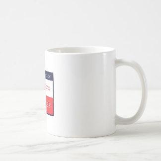思考の自由 コーヒーマグカップ