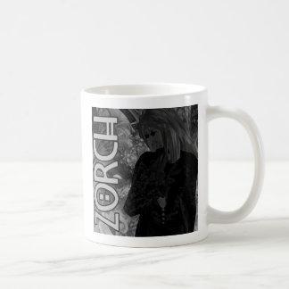 思考のZorch コーヒーマグカップ