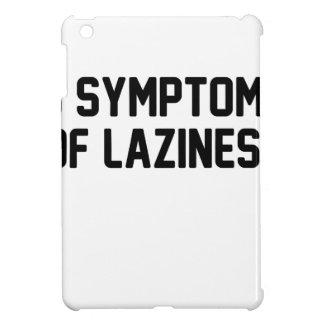 怠惰の徴候 iPad MINIケース