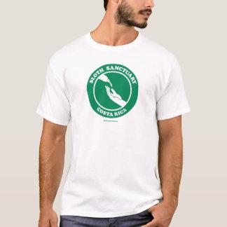 怠惰の聖域のロゴのティー Tシャツ